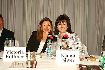 Victoria Bothner and Naomi Silver