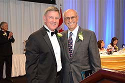 Rich Funke and Charlie Wagner Award Winner, Fred Sarkis